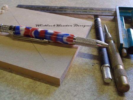 Union Jack Ballpoint Pen