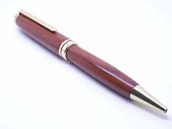 European Bubinga Pen