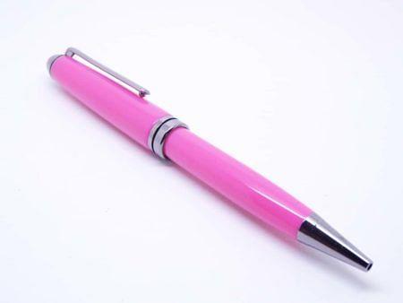 Handmade Hot Pink Pen