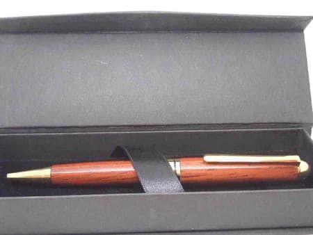 Exotic African Padauk Pen