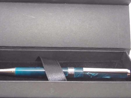 Turquoise Ballpoint Pen