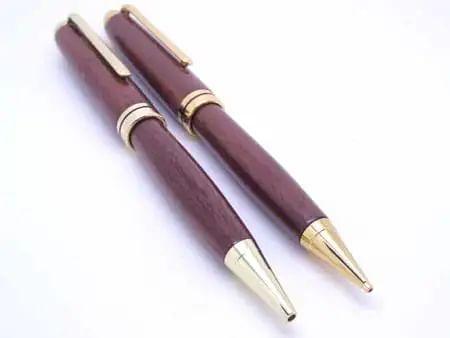 Santos Rosewood Pen Set