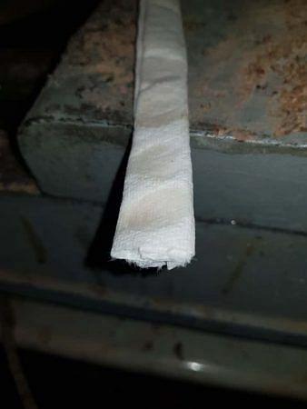 Folded Kitchen Towel