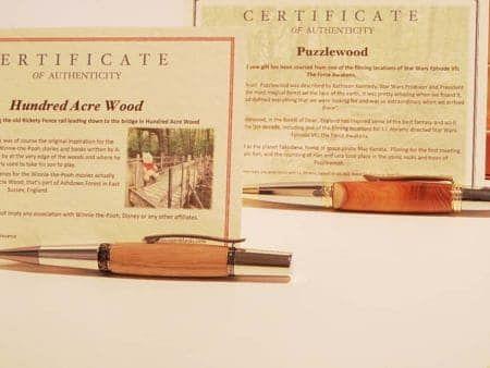 Historic Pens