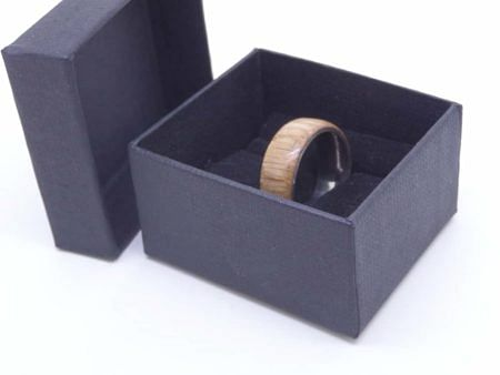 English Oak Wood Ring