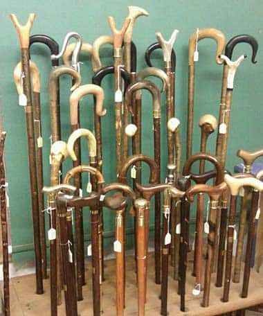 Useful Staff's and Walking Sticks For Him
