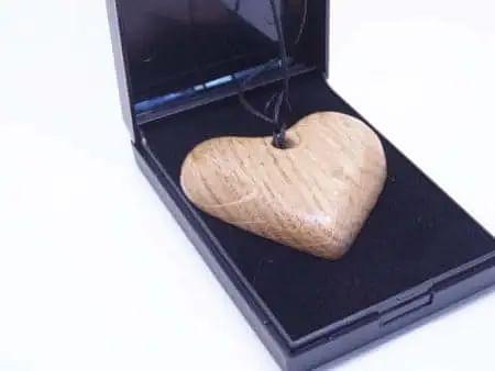 Heart Of Oak Necklace