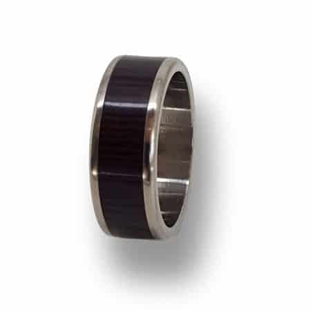 Wenge Wood Ring