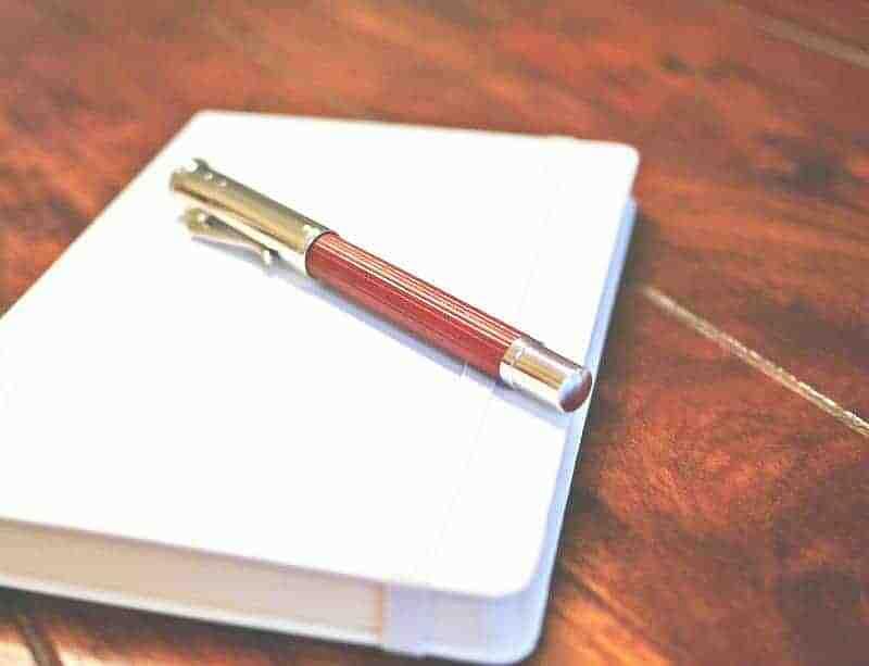 Faber Castell brand pen gift