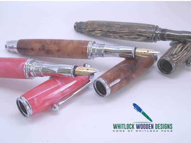Handmade Fountain Pen Gifts