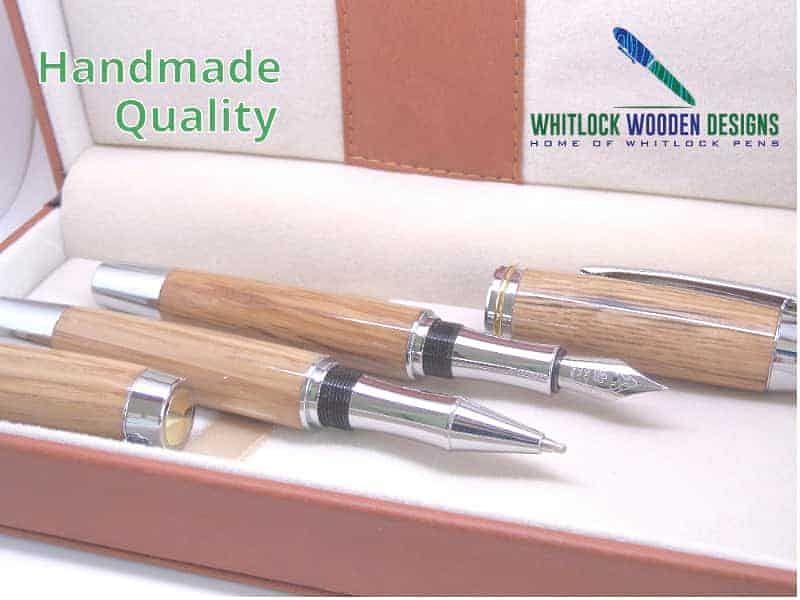 Whitlock Brand Gift Pens